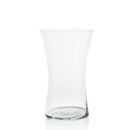 Hour Glass Vase Waldons Flower Shop