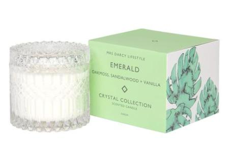 Emerald - oak Moss, Sandalwood & Vanilla