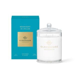 Glasshouse Candle Midnight In Milan