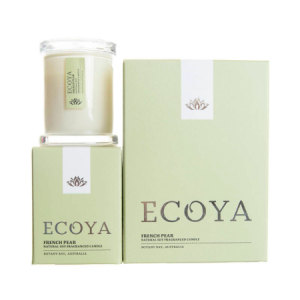 Ecoya Metro Candle French Pear