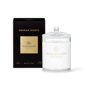 Glasshouse Candle Arabian Nights