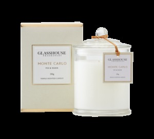 Monte Carlo Large Candle