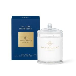 Glasshouse Candle I`LL Take Manhattan
